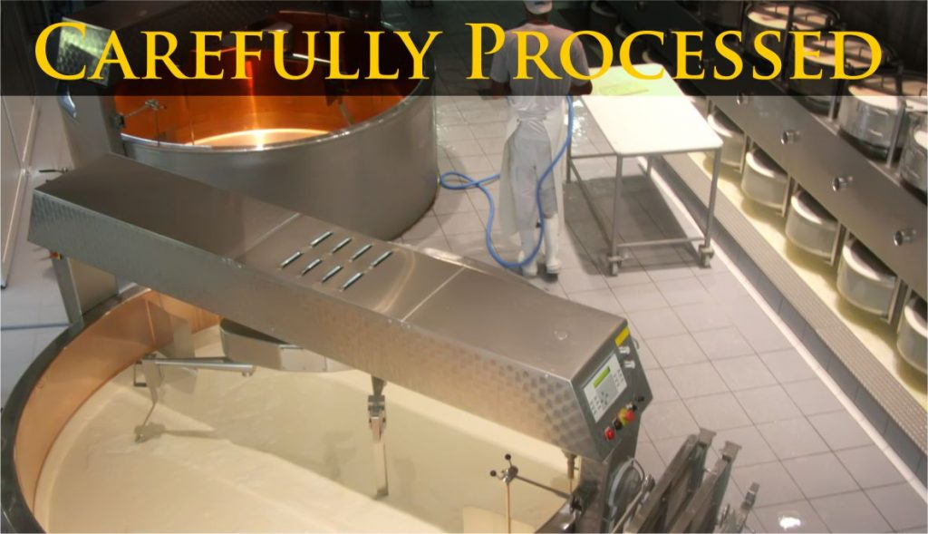 Carefully Processed