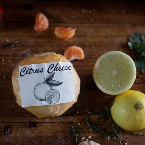 Citrus Cheeese photo