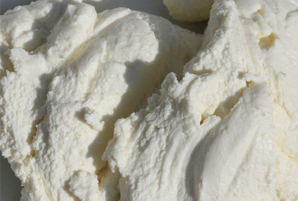 Labneh thick yogurt cheese
