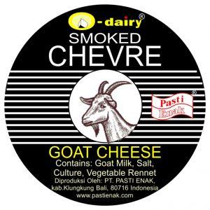 Smoked Chevre