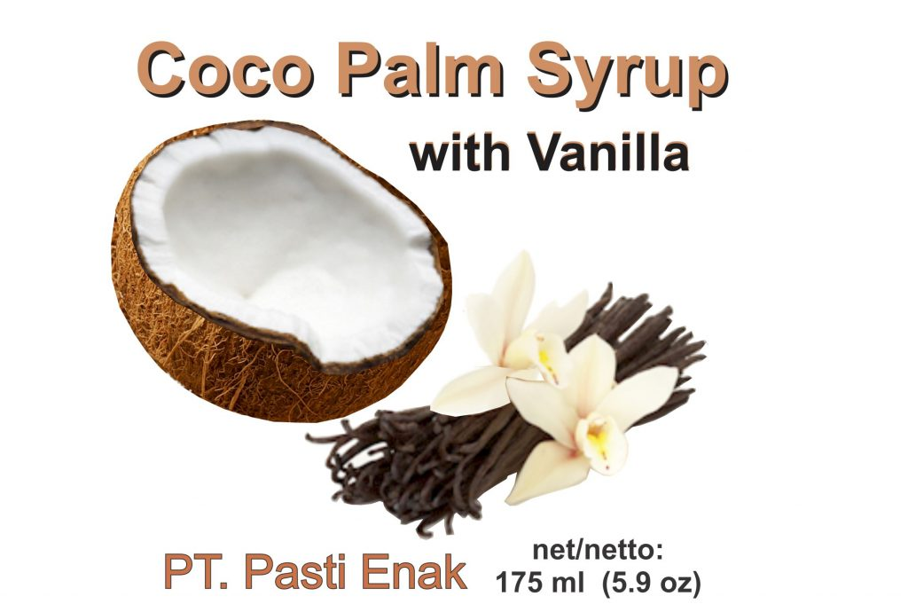 Coco Palm Syrup